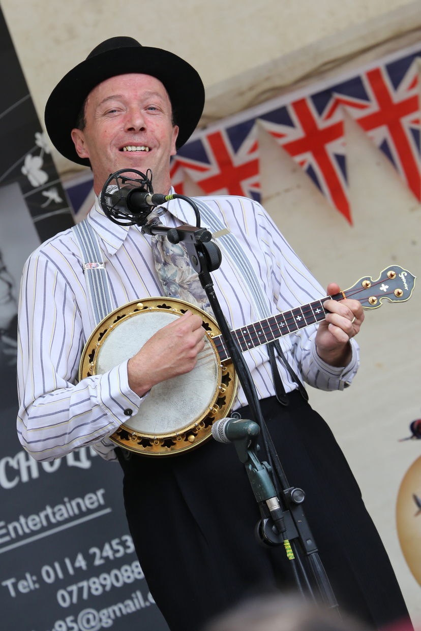 George Formby Experience