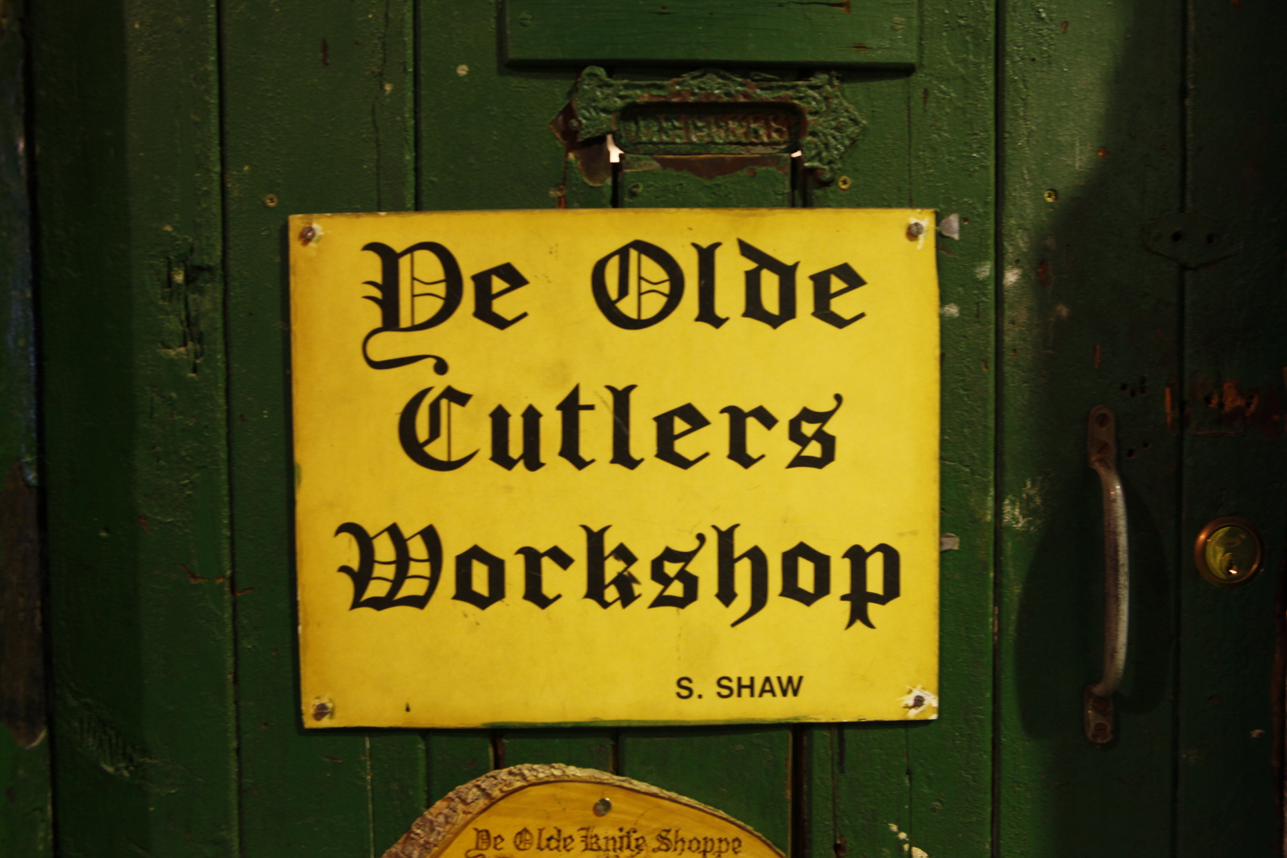 Stan Shaw's Workshop