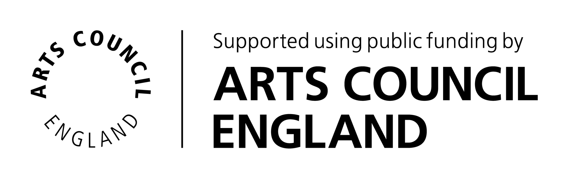 Arts Council Grant Logo
