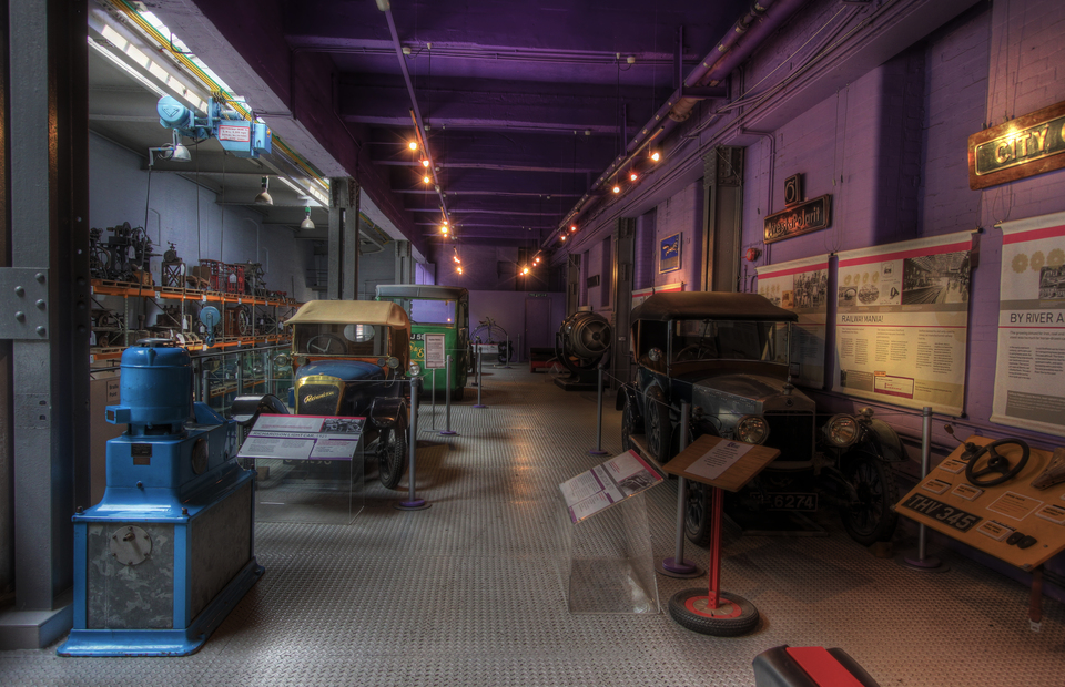 Charlesworth Transport Gallery