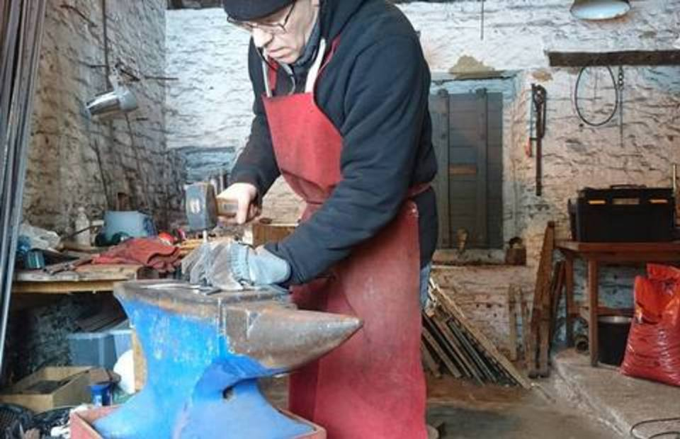 Craft Workshops and Blacksmiths