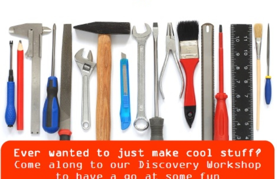 Discovery Engineering & Making Workshop