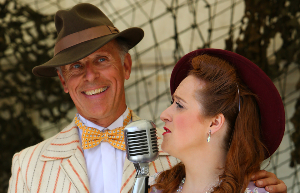 8th 1940s Wartime Weekend & Vintage Fayre