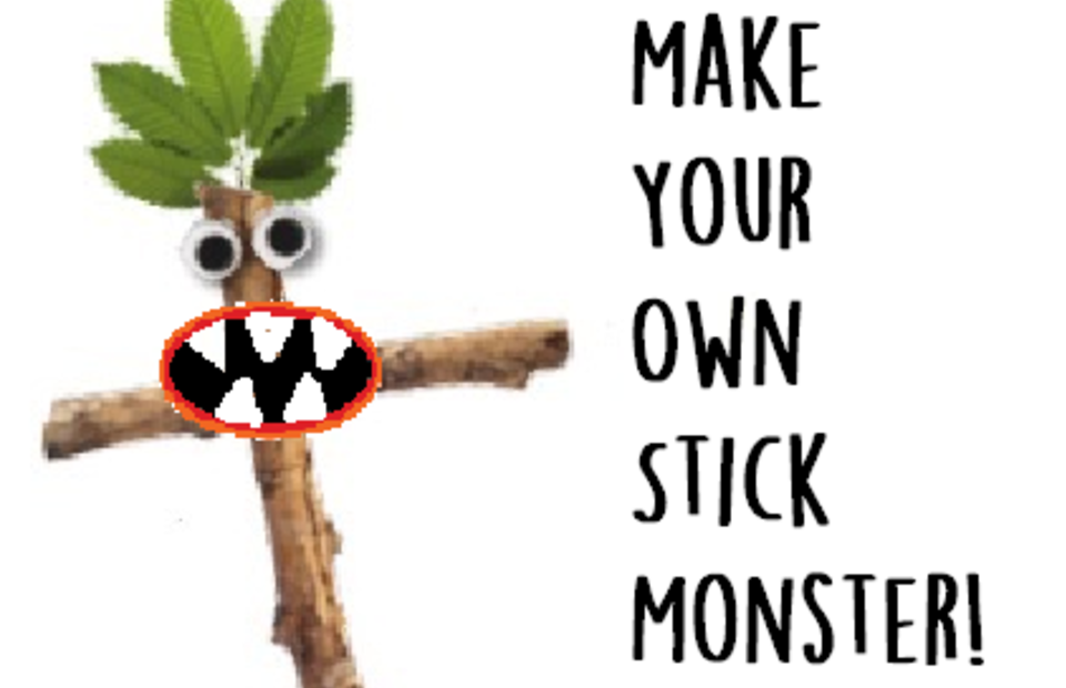 'Make Your Own Wednesdays' - Stick Monster