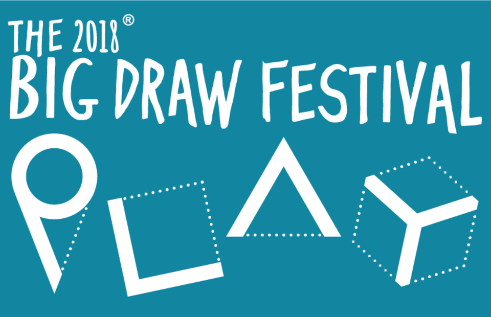 2018 Big Draw Festival: Ink Blot Art