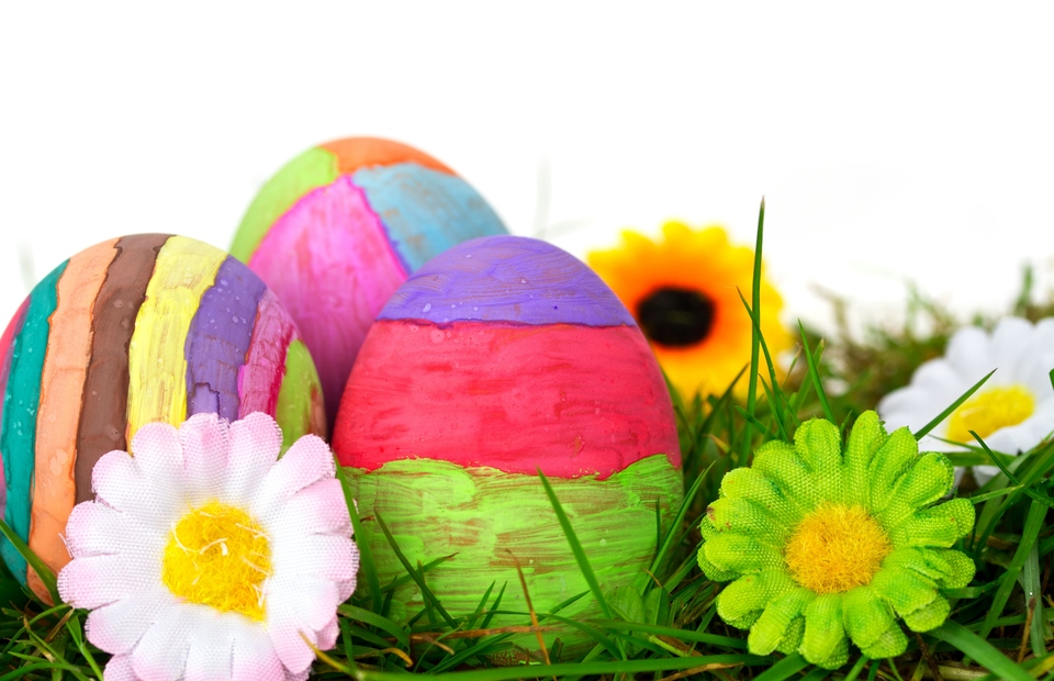 Handcrafted Easter Egg Hunt