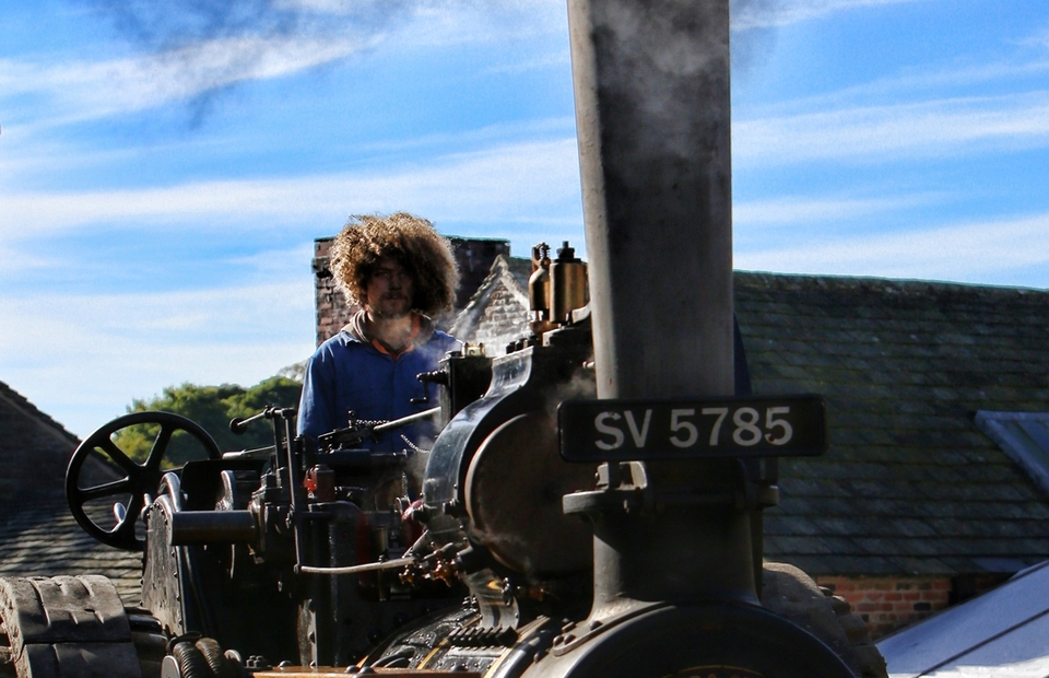 Steam Gathering & Antiques Fayre