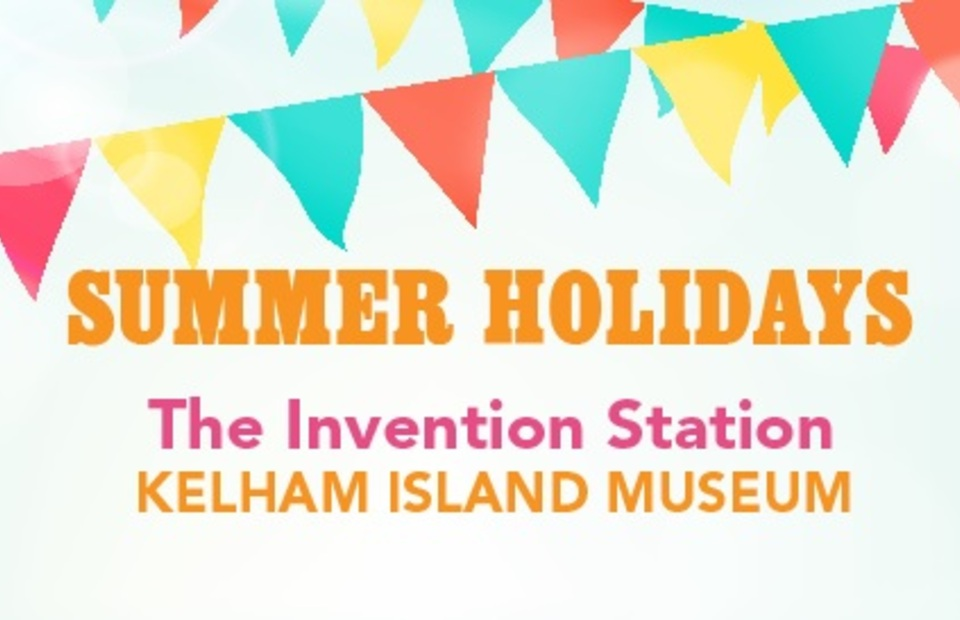 The Invention Station: Summer Holiday Family Activities