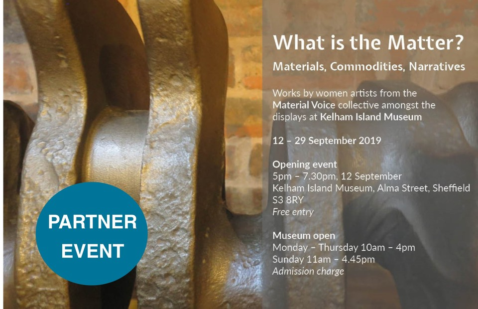 What is the Matter? Materials, Commodities, Narratives